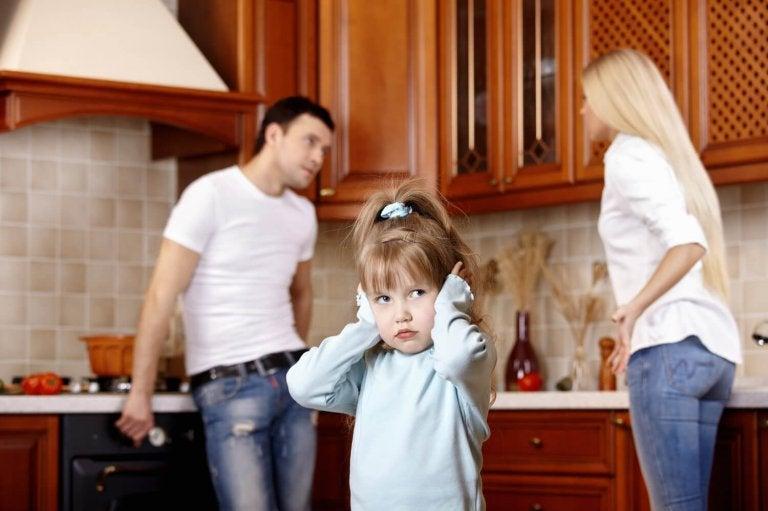 O mau humor dos pais afeta o desenvolvimento emocional da criança