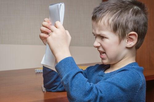 A raiva nas crianças: o que os pais podem fazer?