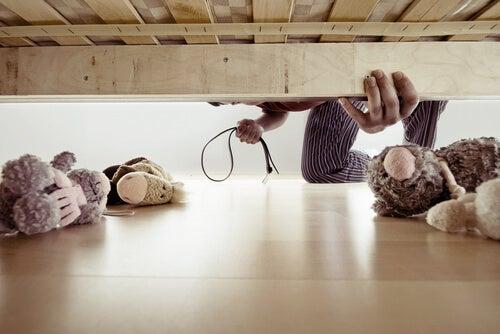 Como a violência doméstica afeta as crianças?