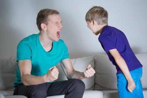 O abuso verbal acontece no dia a dia