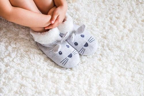 síndrome das pernas inquietas nas crianças