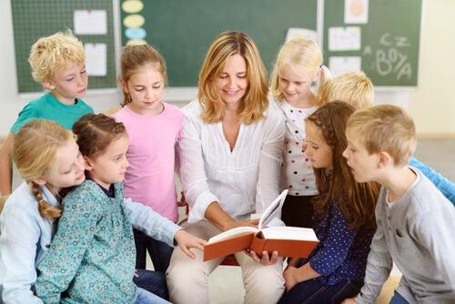 5 histórias infantis para professores
