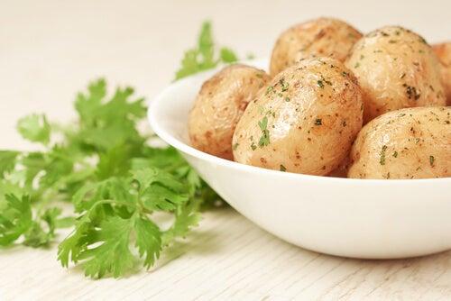 4 receitas com batatas