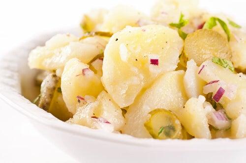 receitas com batatas
