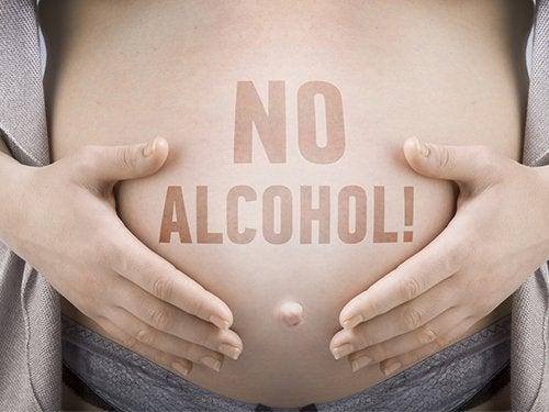 síndrome do alcoolismo fetal