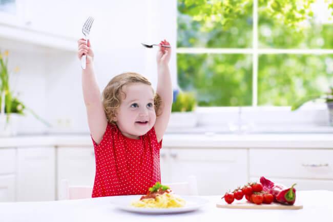 Receitas saudáveis para bebês de 12 a 24 meses