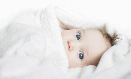 roupa de inverno para bebê