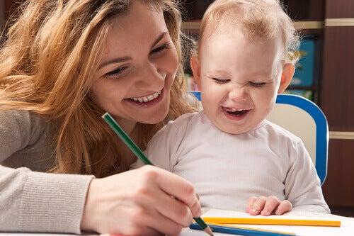 As fases da escrita infantil