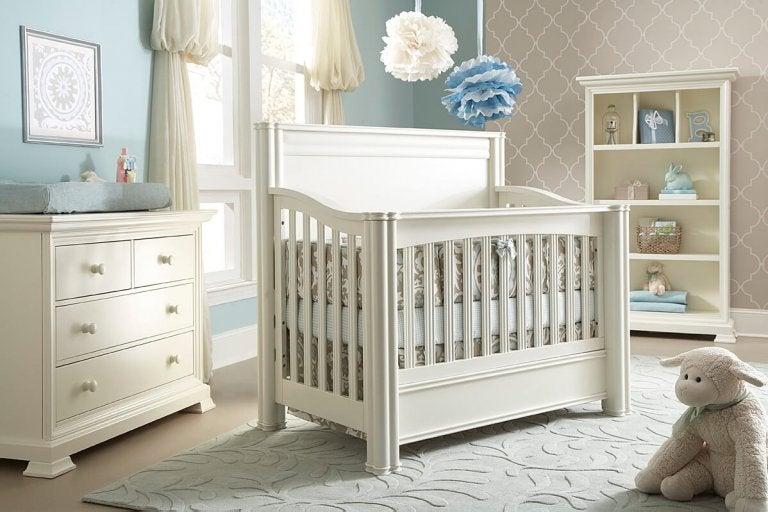 requisitos que o berço do bebê deve cumprir