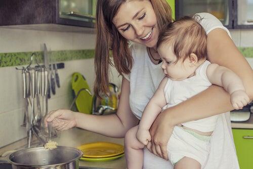 Dieta durante a lactação: o que comer?