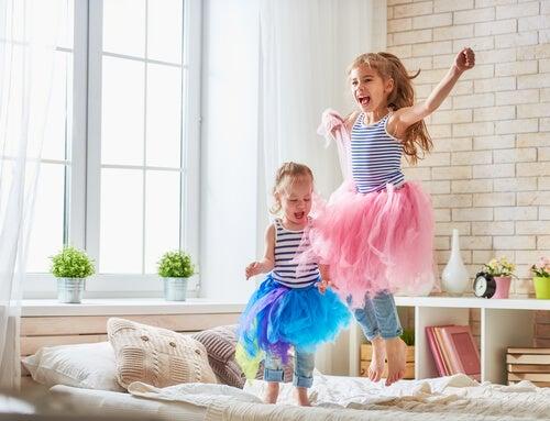 decorar um quarto para duas crianças