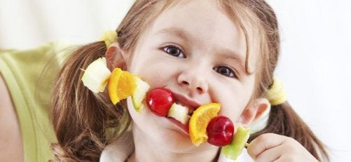receitas com frutas