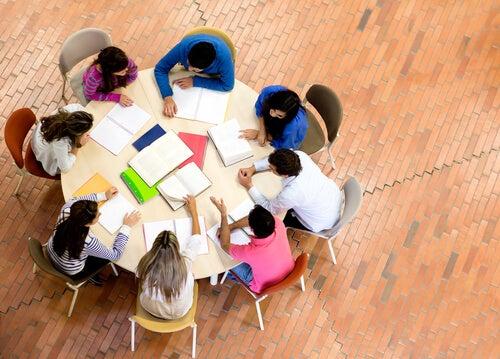 hábitos das escolas extremamente criativas