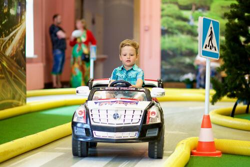 acidentes de trânsito com crianças