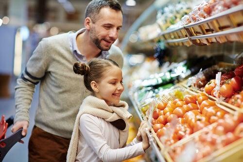incluir vegetais na dieta das crianças