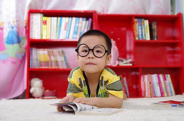 Como ensinar uma criança a estudar sozinha?