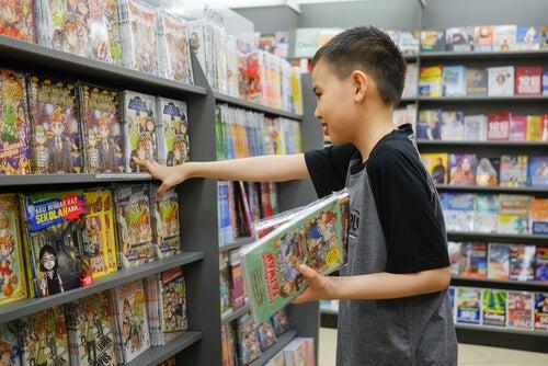 As vantagens de ler histórias em quadrinhos