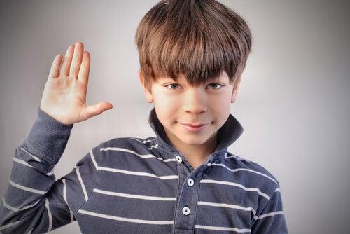 Mentiras infantis: o que fazer?