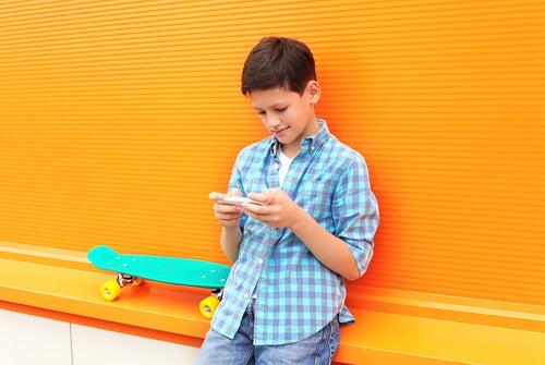 O uso do Whatsapp pelas crianças