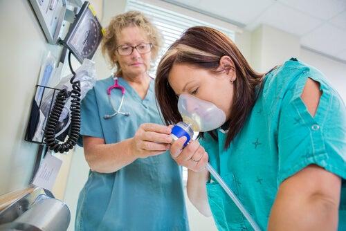 Óxido nitroso, um aliado para aliviar a dor do parto