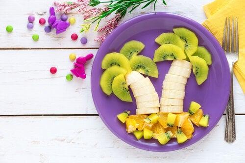 7 receitas com frutas que as crianças vão adorar