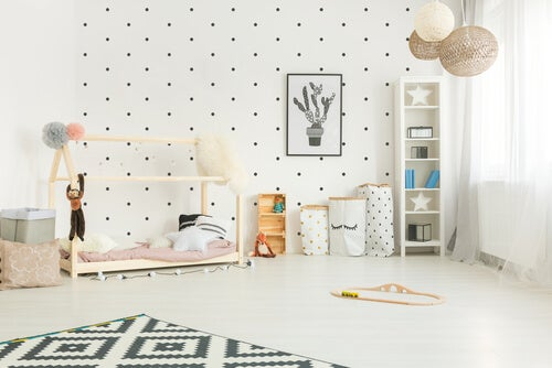 Organizar o quarto do bebê para caber tudo