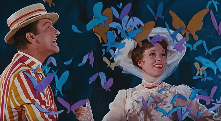 4 lições do filme Mary Poppins