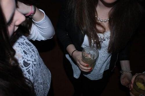 álcool jovens