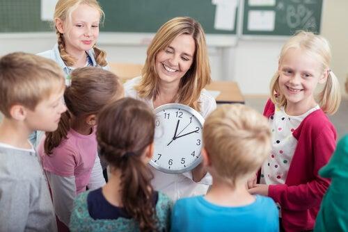 Como a mudança de horário afeta as crianças?