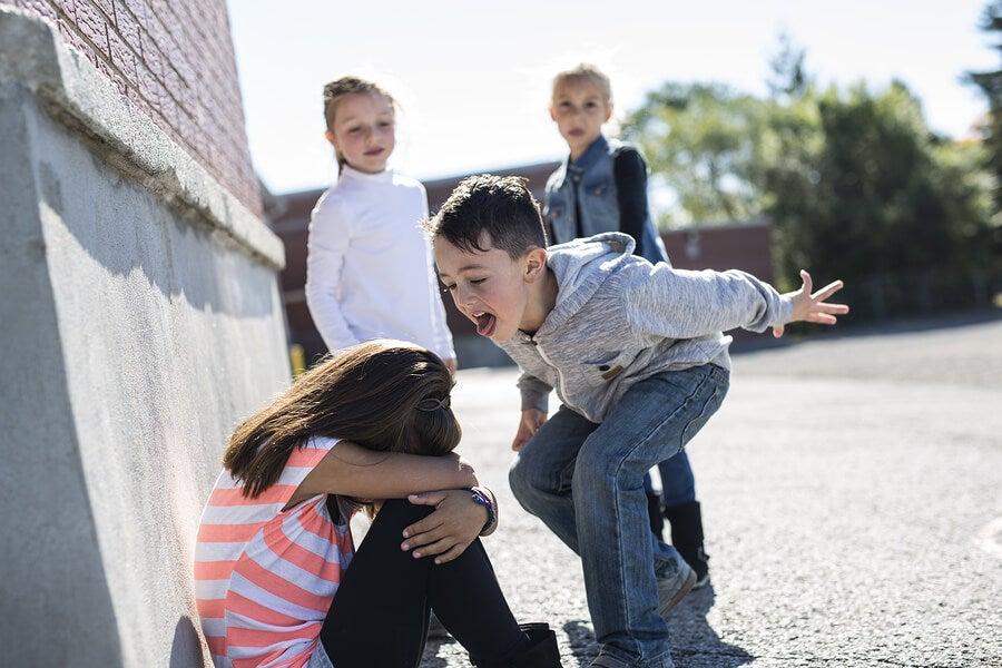 5 tipos de bullying na escola