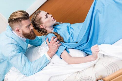 casal momento do parto