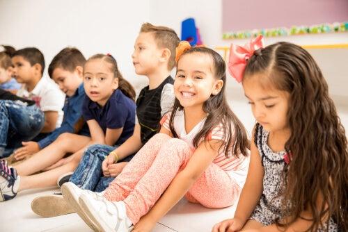 Oficinas de estimulação cognitiva para crianças