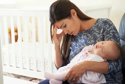Como a depressão afeta a relação entre mãe e filho?