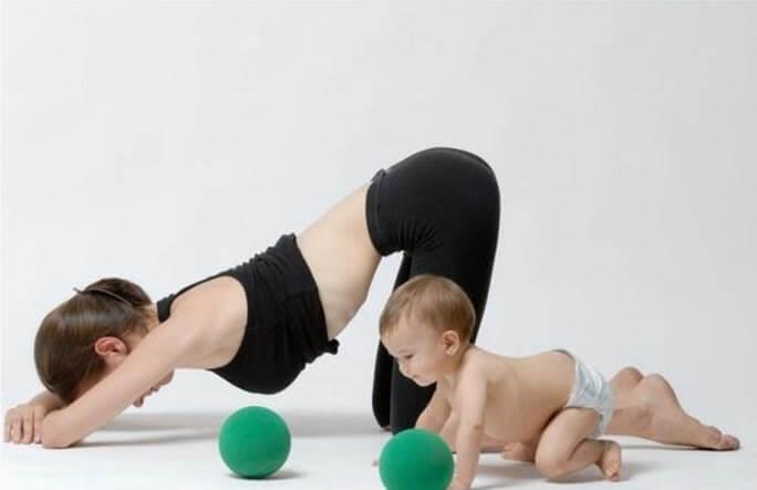 método hipopressivo para recuperar a forma após a gravidez