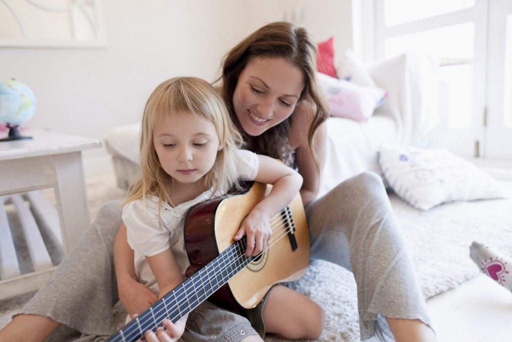 A música como forma de aprendizagem