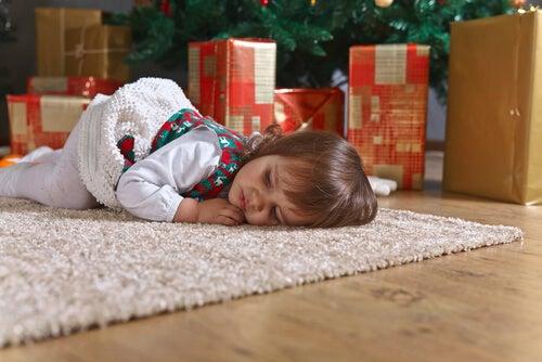 meu filho está cansado o tempo todo