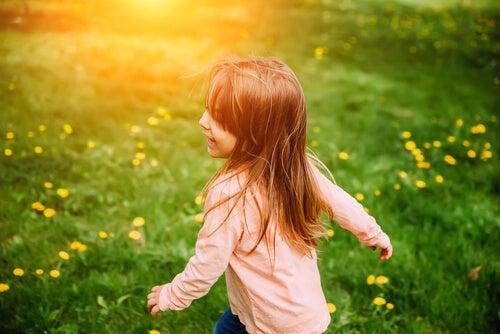 A esperança nas crianças
