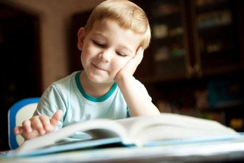 desestimular a leitura nas crianças