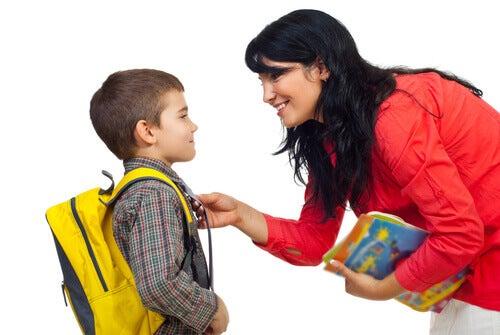 Não é a primeira vez que meu filho é expulso da escola