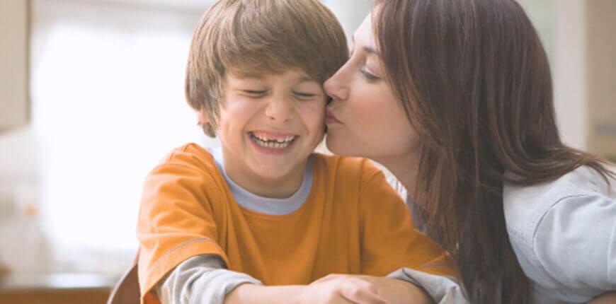A força emocional das crianças