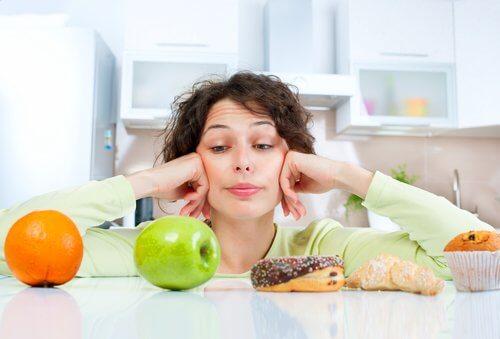 Evitar dietas radicais