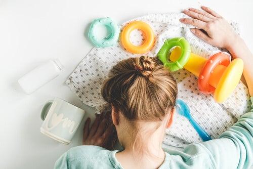 Não podemos prevenir as contrações após o parto