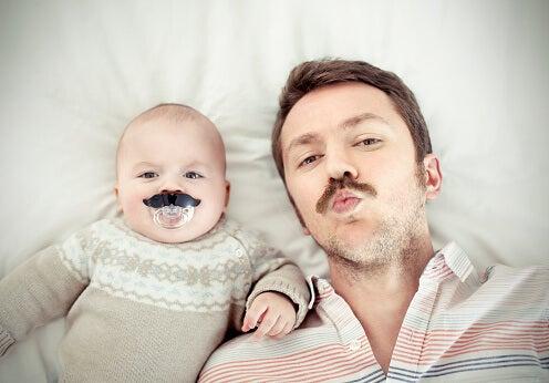 A licença paternidade