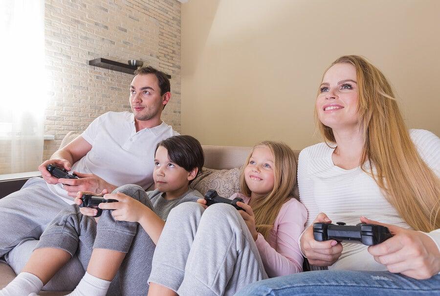 Pais tecnológicos, filhos tecnológicos