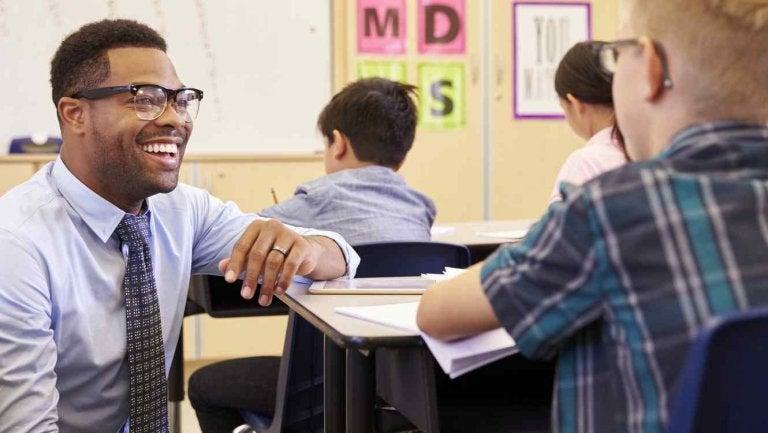 um bom professor escuta seus alunos