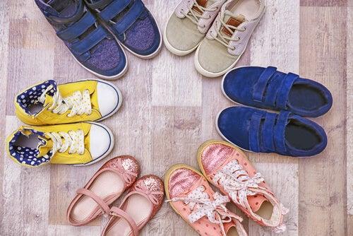 Por que é importante escolher bem os sapatos das crianças?