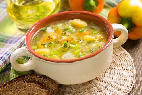 Dieta recomendada para crianças com gastroenterite