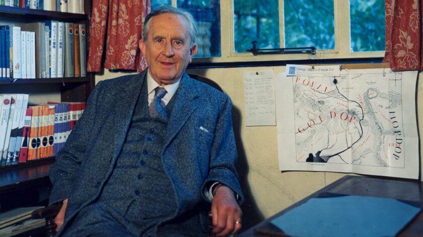 4 frases educativas de Tolkien