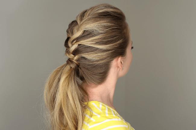 8 penteados simples para mães sem tempo