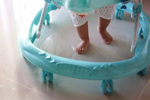 andadores para bebês
